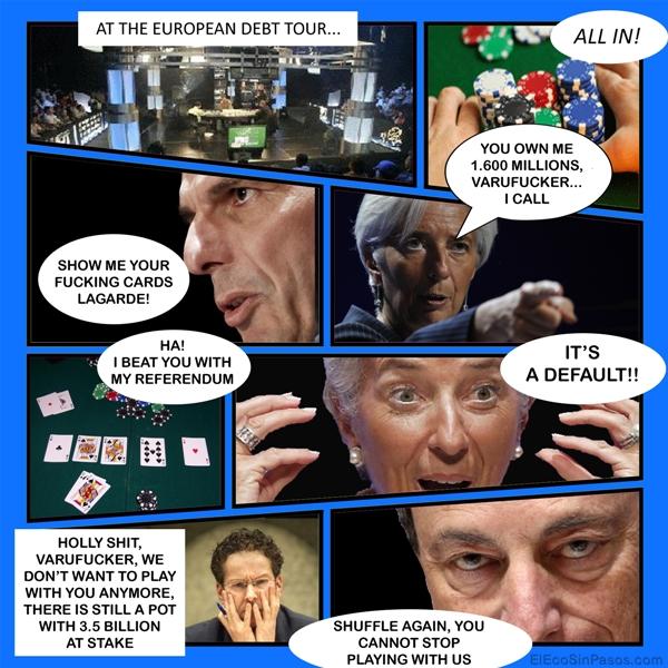European Debt Tour