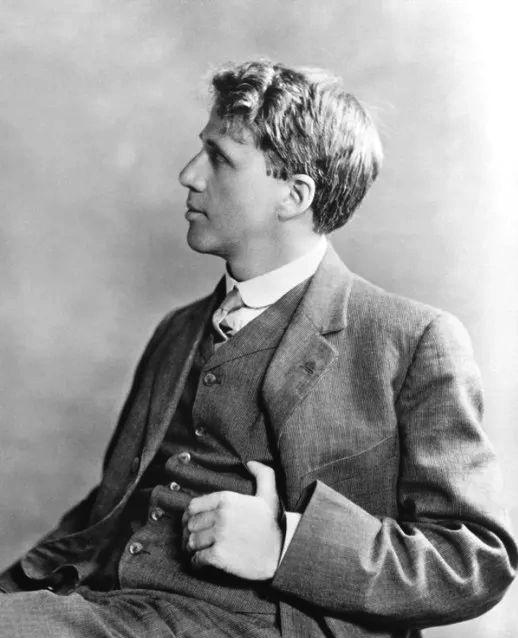 Robert Frost, 1913