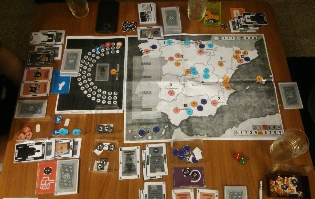 Primera versión del juego